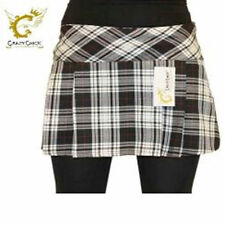 Checked Short/Mini Casual Regular Size Skirts for Women