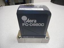 AERA FC-D980C MASS FLOW CONTROLLER GAS:NH3 RANGE:2 SLM TC FC-D980CBM