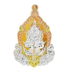 Thai amulet rien Toa Vethsuwan Lp Thong Wat Banrai Attracted Wealth Protection