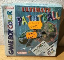 Ultimate Paintball - Nintendo Game Boy Color nuevo