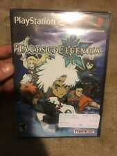 Tales of Legendia (Sony PlayStation 2, 2006) Brand New Sealed