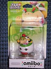 Nintendo amiibo Koopa Jr Bowser Junior Super Smash Bros Ultimate Switch JAPAN FS