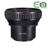 HB-NEX Hasselblad V C CF Lens to Sony E Mount 7 6 5T A6000 A7 A7R A6300 Adapter