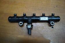 GENUINE FORD MONDEO BA7 MK4 Fuel Rail Rail 9681649580 Nozzle Holder