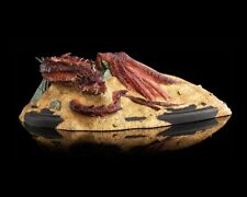 Smaug the Terrible King Under Mountain Dragon WETA Statue Hobbit Lord of Ring