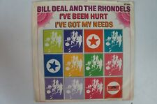 Bill Deal and The Rondels I've been hurt Polydor 59 286 B4488