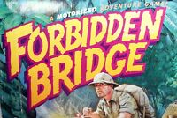 Replacement Parts Pieces Forbidden Bridge Board Game Milton Bradley CHOICE