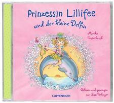 Prinzessin Lillifee und der kleine Delfin (CD) von Monika Finsterbusch (2016)