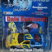 #3 Dale Earnhardt NASCAR 1/64 Action Diecast Car _  1999 WRANGLER GOODWRENCH WS