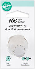 Decorating Tip-#6B Star, W418-6600