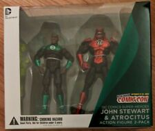 2012 Nycc Exclusive John Stewart Atrocitus Green Lantern 2-Pack Dc Collectibles