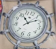 Orologio Da Parete Movimento Quarzo Muro Timone Vintage Idea