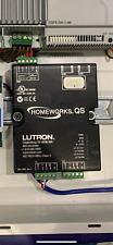 Lutron homework's qs processor