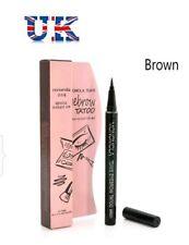 Cosmetic Brown 7Days Eyebrow Tattoo Pen Liner Waterproof Long Lasting Eye Makeup