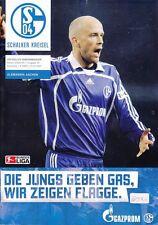 Schalker Kreisel + 31.01.2007 + FC Schalke 04 vs. Alemannia Aachen + Programm