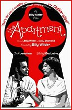 The Apartment/Lemmon/MacLaine Pop Art Signed Ltd. Ed. Print by John Lathrop