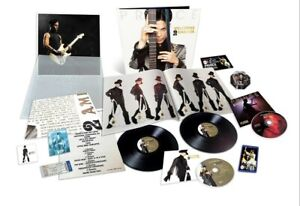 Prince welcome 2 america  Super Deluxe Edition.