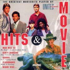 Hits & Movie 2001, Ghost, Miami Vice, Rambo.. [CD]