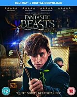 Fantastic Beasts and Where To Find Them [Blu-ray + Digital Download] [DVD]