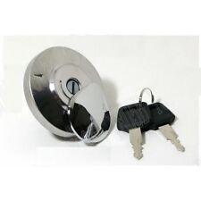 Fuel Gas Tank Cap Lock Cover + Keys for Honda Shadow VLX Rebel MAGNA 250 FURY VT