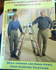 New listing Little Giant Ladder System Interactive Dvd