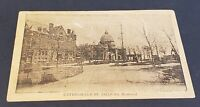 Antique Cathedrale St. Jacques Montreal Postcard