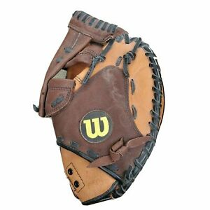 WILSON FASTPITCH CATCHERS MITT LEFT  HAND THROWER