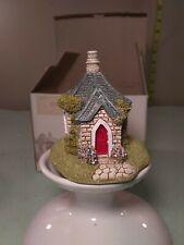 "Vintage 1991 Lilliput Lane ""Farthing Lodge"" House Handmade Made In Uk"