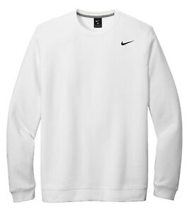 Nike Club Fleece Crew Mens Sweatshirt Crewneck CJ1614 - New 2021