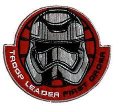Star Wars - Erwachen der Macht - Troop Leader - Uniform Kostüm - Patch Aufnäher