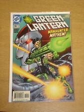 GREEN LANTERN #130 VOL 3 DC COMICS NOVEMBER 2000