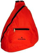 Outdoor Daypack Crossbody Messenger Bag Backpack Hiking Cycling School Red