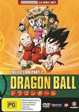 Dragon Ball Complete Collection Part 2 (Sagas 7-11) NEW R4 DVD