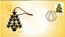 2009 Christmas - Prestige Fdc Merrylands Nsw 2160 Pmk