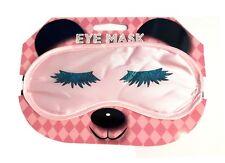 Adult Novelty gift Travel sleeping eye mask blindfold funny eyemask night Lashes