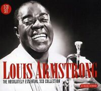 Louis Armstrong - The Absolutely Essential 3 CD Collection