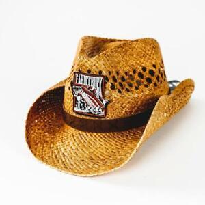 Farmtruck and Azn - Street Outlaws - Farmtruck's Straw Hat - Kid Sized