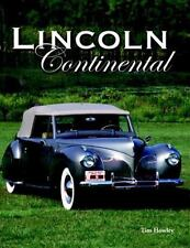The Lincoln Continental by Tim Howley (2005, Paperback)
