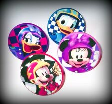 Roadster Racers - 12 Toy Rings-Party Favors Kids Birthday Pinata Prizes mickey
