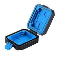 11-Slot SIM TF Memory Card Storage Case Container Box Holder Waterproof