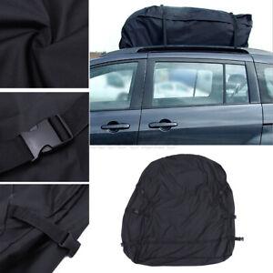 Car Roof Bag Storage Travel Waterproof Top Rack Luggage Carrier Box Cargo Bag