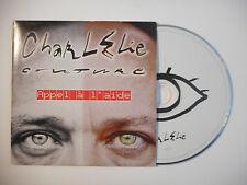 CHARLELIE : APPEL A L'AIDE ♦ CD SINGLE PORT GRATUIT ♦