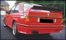 BMW 3 SERIES M3 E30 EVO LOOK REAR BOOT / TRUNK SPOILER NEW