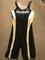 Women's Nike Colorado Buffalo Track & Field Unitard  Running Singlet Medium M