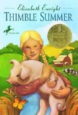 Thimble Summer Enright, Elizabeth Paperback