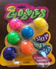 Crayola - Globbles - Jukers TikTok - NEW SLIME - 6 Pack ready to ship