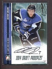 2014 ITG Hockey Draft Prospects AUTOGRAPH  Olivier Leblanc  #A-OL2