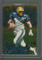 1996 PACIFIC COLLECTION PRO BOWL PB-6 BRETT FAVRE GREEN BAY PACKERS HOF A