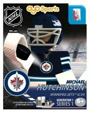 Michael Hutchinson OYO Winnipeg Jets Goalie Figure NHL HOCKEY G1