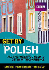 Get by in Polish Travel Pack, Chmielecka, Kasia, New condition, Book
